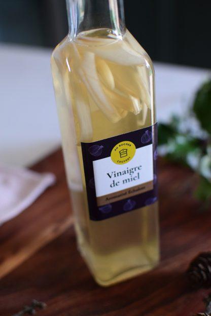 vinaigre miel échalote