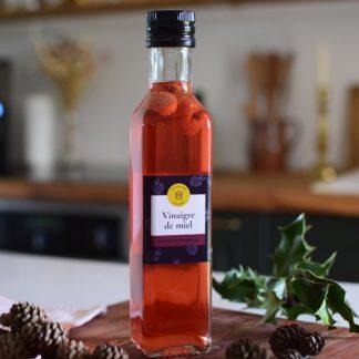 vinaigre miel framboise